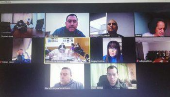 Informativo videoconferencia sobre situación de Gendarmería en situación de COVID-19