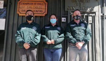AGECH PROVINCIAL PUNILLA (COMUNA SAN CARLOS), renueva su directorio