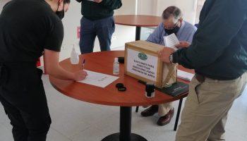 Seguimos creciendo, en proceso de votación constitución de Provincial Arica