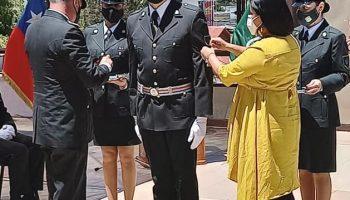 Año 2020 cierra con más de 6.000 funcionarios de gendarmería ascendidos