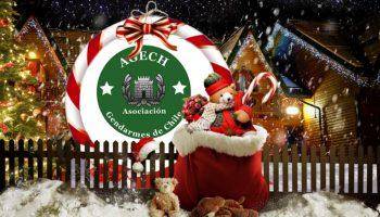 Una Muy Feliz Navidad y un año 2021 Prospero, les desea nuestra Gran Familia AGECH