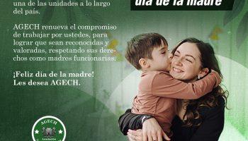 Feliz día de las Madres a todas las funcionarias de nuestra gran familia de Gendarmería