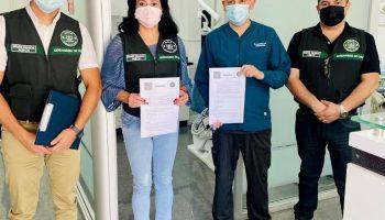 AGECH IQUIQUE firma convenio con Clínica Dental ORTHODENT, para atención nuestros asociados y asociadas