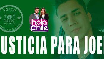 Caso del gendarme Joel Jara será cubierto por LA RED, en su programa HOLA CHILE